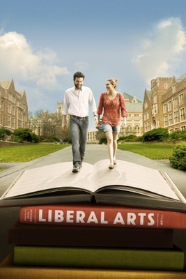Liberal Arts movie poster (2012) poster MOV_49dba5b3
