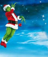 How the Grinch Stole Christmas movie poster (2000) picture MOV_49dcc635