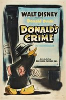Donald's Crime movie poster (1945) picture MOV_49e0e7ea