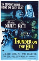 Thunder on the Hill movie poster (1951) picture MOV_49e77a7d