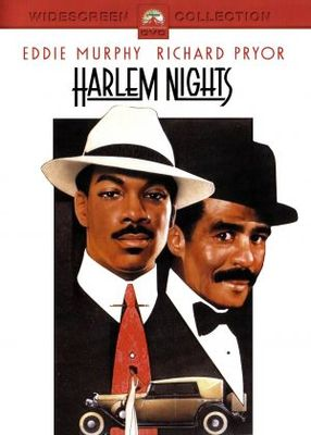 Harlem Nights movie poster (1989) poster MOV_49e9fa18