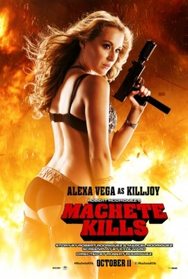 Machete Kills movie poster (2013) poster MOV_49eb36f2