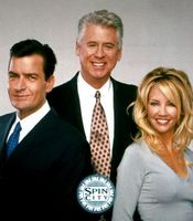 Spin City movie poster (1996) picture MOV_ce3d2cb3