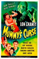 The Mummy's Curse movie poster (1944) picture MOV_49f0ead3