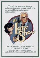 The Late Show movie poster (1977) picture MOV_49faf1ef