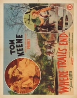 Where Trails End movie poster (1942) picture MOV_4a12716a