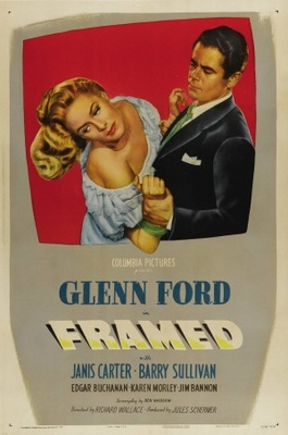 Framed movie poster (1947) poster MOV_4a174092