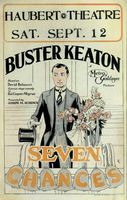 Seven Chances movie poster (1925) picture MOV_4a1e27a2