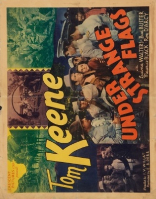 Under Strange Flags movie poster (1937) poster MOV_4a231d34