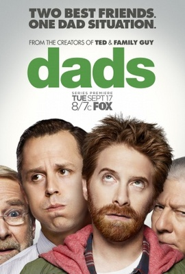 Dads movie poster (2013) poster MOV_4a28101d