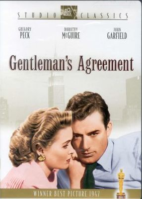 Gentleman's Agreement movie poster (1947) poster MOV_4a2fdd09