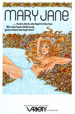 Mary Jane movie poster (1972) poster MOV_4a343c2c