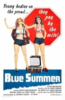Blue Summer movie poster (1973) picture MOV_4a38d83f