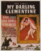 My Darling Clementine movie poster (1946) picture MOV_4a3f4390