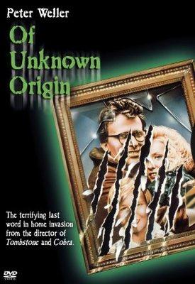 Of Unknown Origin movie poster (1983) poster MOV_4a417fcc