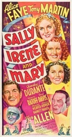 Sally, Irene and Mary movie poster (1938) picture MOV_4a4468c1