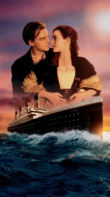 Titanic movie poster (1997) poster MOV_4a495e6e
