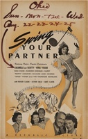 Swing Your Partner movie poster (1943) picture MOV_4a4d9062