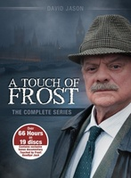 A Touch of Frost movie poster (1992) picture MOV_4a52233f