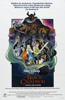 The Black Cauldron movie poster (1985) picture MOV_4a5b29ac