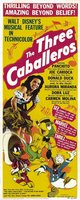 The Three Caballeros movie poster (1944) picture MOV_1638b549