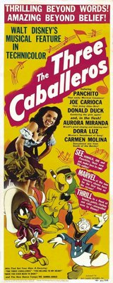 The Three Caballeros movie poster (1944) poster MOV_4a6018f0