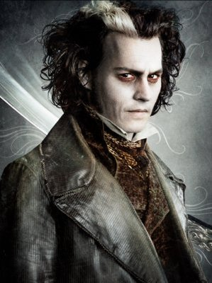 Sweeney Todd: The Demon Barber of Fleet Street movie poster (2007) poster MOV_4a61b16a