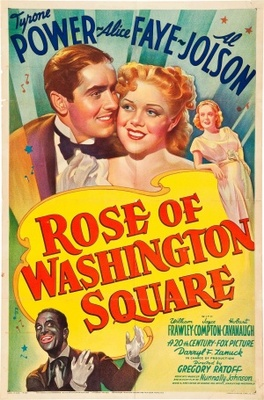 Rose of Washington Square movie poster (1939) poster MOV_4a6a172b