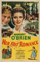 Her First Romance movie poster (1951) picture MOV_4a6c3730
