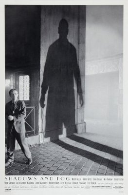 Shadows and Fog movie poster (1992) poster MOV_4a715753