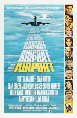 Airport movie poster (1970) poster MOV_4a7ae7da