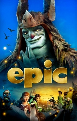 Epic movie poster (2013) poster MOV_4a7f2bcd