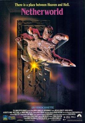 Netherworld movie poster (1992) poster MOV_4a82b24c