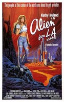Alien from L.A. movie poster (1988) picture MOV_4a84338e