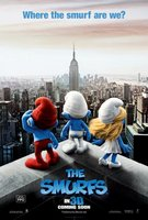 The Smurfs movie poster (2010) picture MOV_4a8489ca