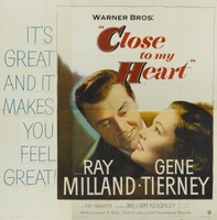 Close to My Heart movie poster (1951) picture MOV_4a9002dd