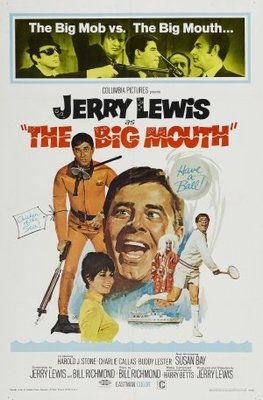The Big Mouth movie poster (1967) poster MOV_4a90c876