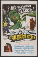 The Alligator People movie poster (1959) picture MOV_4a926c59