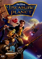 Treasure Planet movie poster (2002) picture MOV_4a934045
