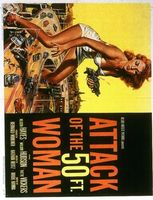 Attack of the 50 Foot Woman movie poster (1958) picture MOV_4a94d1f2