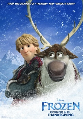 Frozen movie poster (2013) poster MOV_4a9642f7