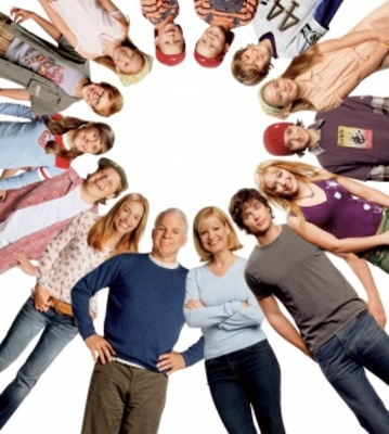 Cheaper by the Dozen movie poster (2003) poster MOV_4a965a2a