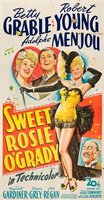 Sweet Rosie O'Grady movie poster (1943) picture MOV_4a9eabc9