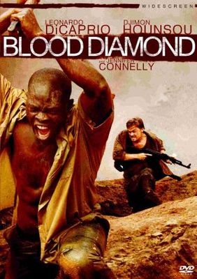 Blood Diamond movie poster (2006) poster MOV_4aa14eb1