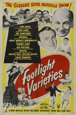 Footlight Varieties movie poster (1951) poster MOV_4aa95ba3