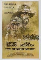 The Missouri Breaks movie poster (1976) picture MOV_4ab1aa04