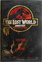 The Lost World: Jurassic Park movie poster (1997) picture MOV_4ab2fb92