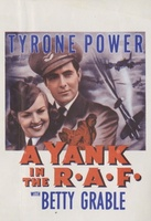 A Yank in the R.A.F. movie poster (1941) picture MOV_4ac0d38e