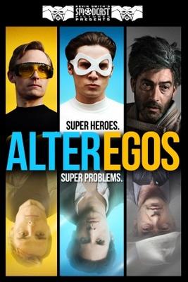 Alter Egos movie poster (2012) poster MOV_4ac8704e