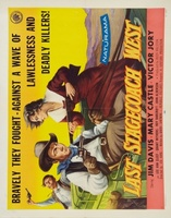 The Last Stagecoach West movie poster (1957) picture MOV_72ff1d79